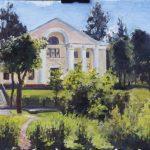 4 сентября 14.00-Открытие  выставки Г.Г.Серебрякова «Воспоминанья о былом…»
