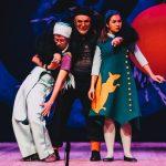 27 октября 12.00 Мюзикл «Приключения Маши и Вити»