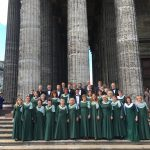 5 октября в 15.00-концерт-встреча двух хоров