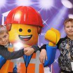 В ДК на Дворцовом проспекте прошёл II открытый конкурс лего-конструирования «Простые механизмы»