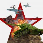 20 февраля в 18.00-праздничный концерт «Служу России!»