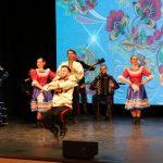 В Ломоносовском Доме культуры состоялся большой праздничный концерт для блокадников и ветеранов ВОВ