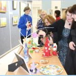 31 мая в 17:00-открытие итоговой выставки студии ДПТ «Лавка мастеров»
